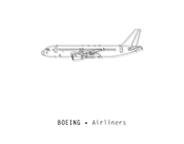 Boeing • Airliner Liveries