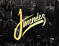 Jmendez - Logo for a Graphic Designer