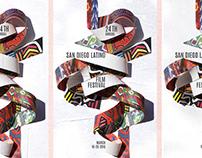 Affiche-24th San Diego Latino Film Festival Poster