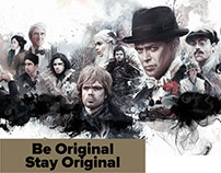 HBO Originals Campaign