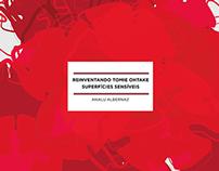 Reinventando Tomie Ohtake - Superfícies Sensíveis