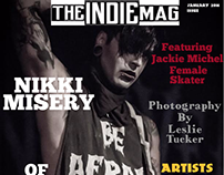 Nikki Misery February feature