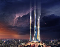 Bionic towers Concept