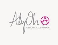 AlyOh Script Motion Graphic