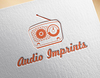 Audio Imprints Logo