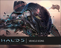 Halo 5: Guardians | Vehicle Icons