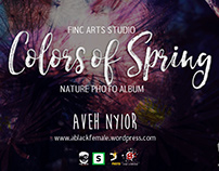AVEH COLORS OF SPRING PROJECT MAY 2017
