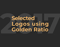 Selected Logos using Golden Ratio 2017