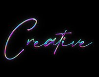 Free Text Effect Tutorial