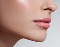 CLOSE-UP BEAUTY RETOUCHING