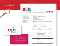 ELPIS - LOGO & COLLATERAL DESIGN