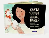 CARTA A QUEM AINDA VAI NASCER - children's book