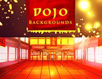 Dojo Game Background