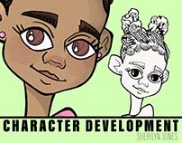 Character Development   Female