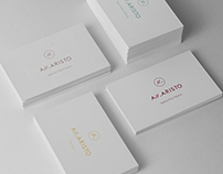 Amaristo branding
