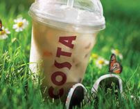 Costa Coffee – Image Manipulation