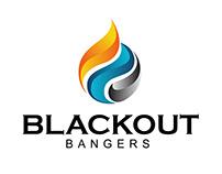 BlackOut 5x logo Concept