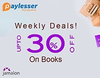 jamalon coupon code - up to 30% off on books