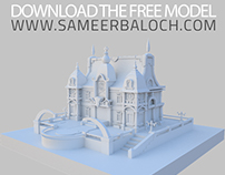 House-01 Free Model
