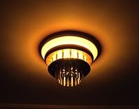 UFO Lamp