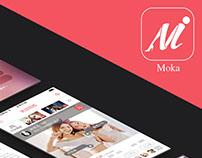 Model-moka app