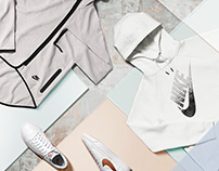 NIKEWOMEN Platinum Collection