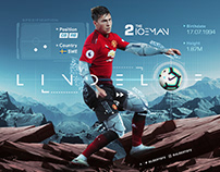Victor Lindelof, the Iceman
