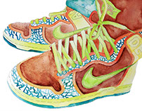 Illustration: De La Dunks