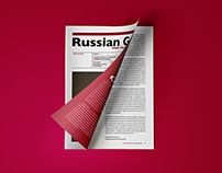 Russian Gap, Issue 3, September 2015