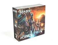 Mass Effect - Puzzles
