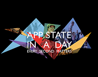 App State In A Day Poster