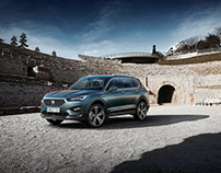 The New Seat Tarraco