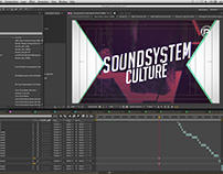 Motion Graphic: Renegade Soundsystem trailer