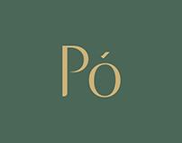 Po Restaurant Branding & Identity