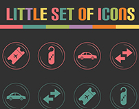 Little Set Of Icons - Freebies