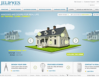 JELD-WEN.com Redesign