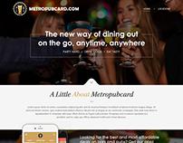 Metropubcard : Restaurant and Bar listing website