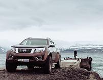 NISSAN NAVARA 2017 (Arctic Trucks) – Iceland