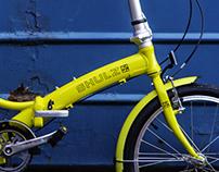 Лендинг по продаже велосипедов SHULZ