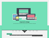 4WOW Onepage Website Template .SKETCH [DOWNLOAD FREE]