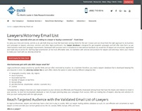 lawyers email addresses list