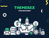 ThemeREX Framework Evolution [Infographics]