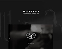 Lightcatcher - One Pager - Artist - Personal - Photo