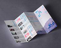 TIDF 2019 巡迴展 On Tour 摺頁 brochure