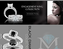 Majesty Diamonds banners