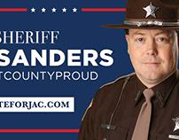 Sheriff Jac Sanders