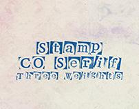 LRC Type - Stamp CO Serif (Free)