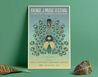 Avenue J Music Festival