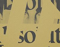 Poster design - RADIO @ Me Madrid by Meliá