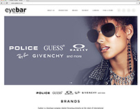 Eyebar Website
